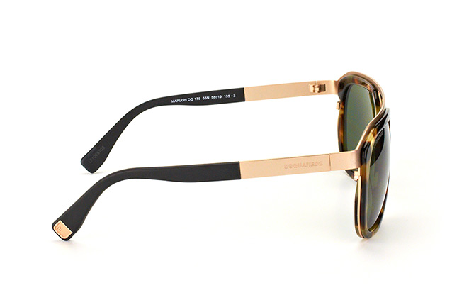... Dsquared2 MARLON DQ 179 55N perspective view ... 84f840c56bd