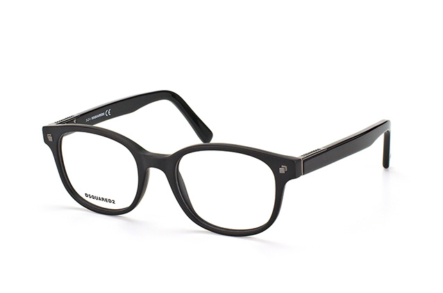 Dsquared2 LONDON DQ 5168 002 perspective view