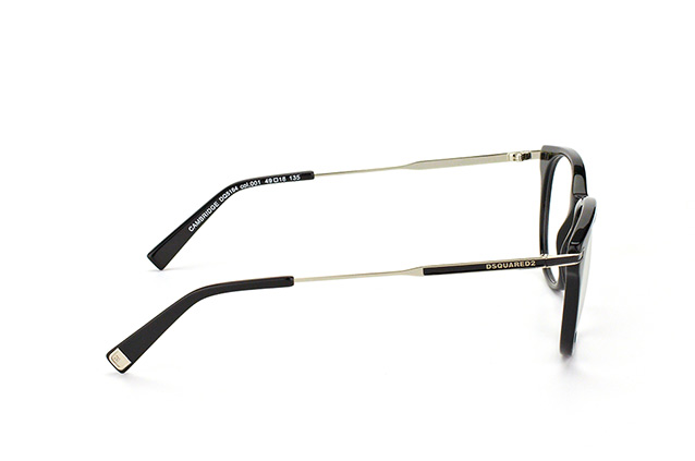 Dsquared2 CAMBRIDGE DQ 5164 001 perspective view