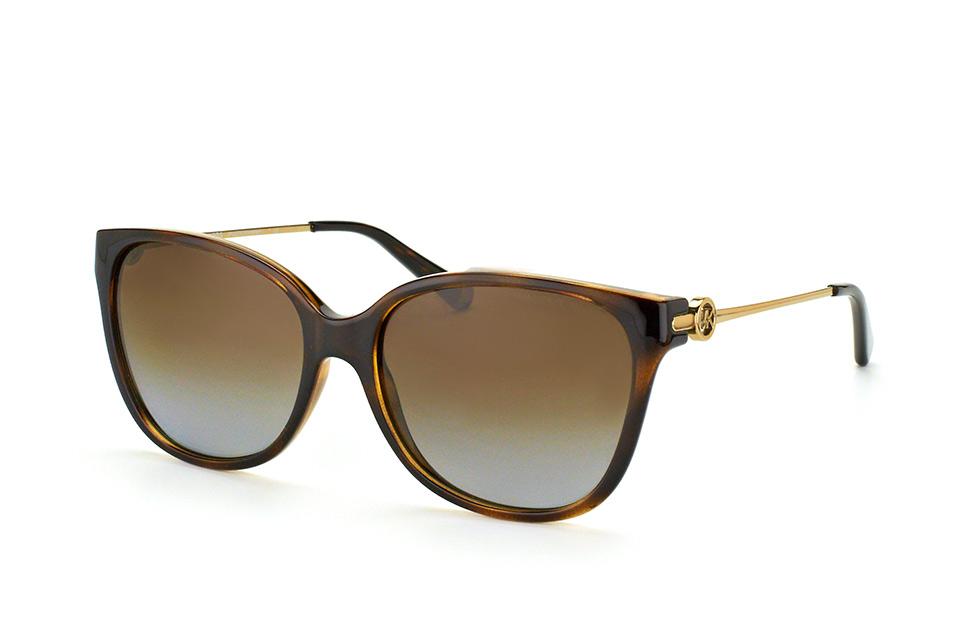 Michael Kors Sonnenbrille Mk2056, UV 400, weiß/schwarz grau