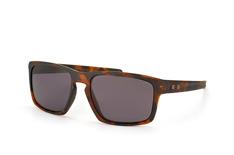 Oakley Sliver OO 9262 03, Square Sonnenbrillen, Braun