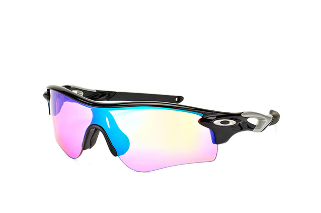 Oakley Radarlock Path Prizm Golf Sonnenbrille - polished black / prizm Golf slate iridium OO 9181 42 fvfX3nawMb