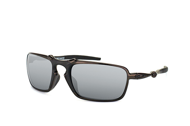 feab635397 ... Oakley Sunglasses  Oakley Badman OO 6020 01. null perspective view ...