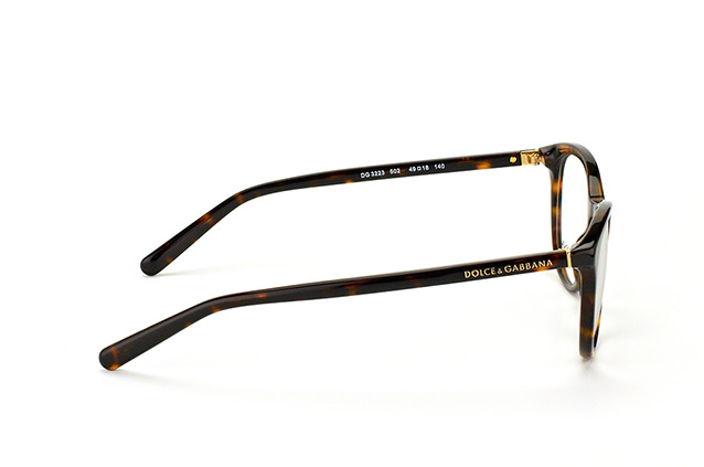 Dolce&Gabbana DG 3223 502 perspective view