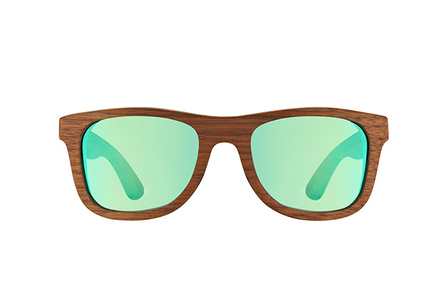 WOOD FELLAS Stachus 10705 walnut green 327 Perspektivenansicht
