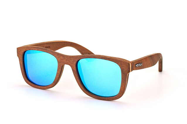 Wood Fellas Odeon 10706 walnut blue vue en perpective