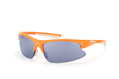 Alpina Dribs 2.0 A 8468 341, Sporty Sonnenbrillen, Orange