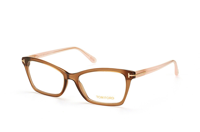 Tom Ford FT 5357/V 048 vue en perpective