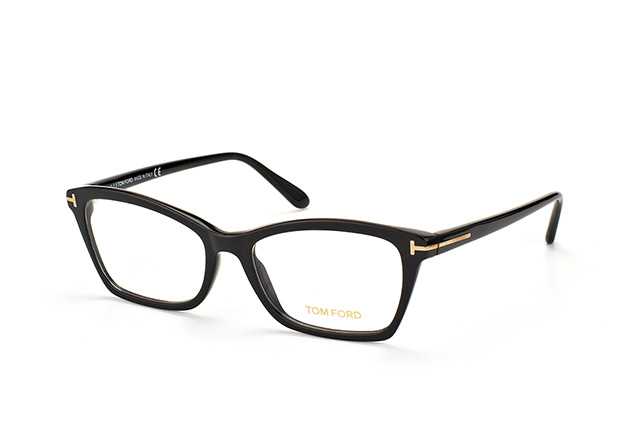 Tom Ford FT 5357/V 001 vue en perpective