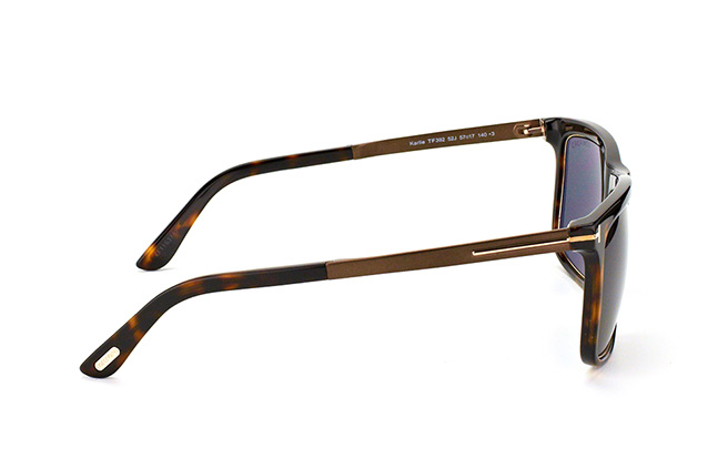 Tom Ford FT 0392/S 52J vista en perspectiva