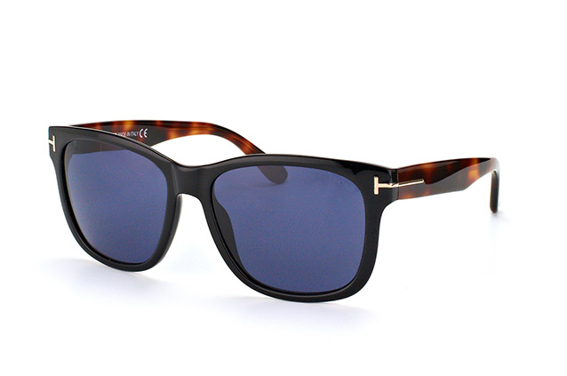 Tom Ford Cooper FT 395/S 01V vue en perpective