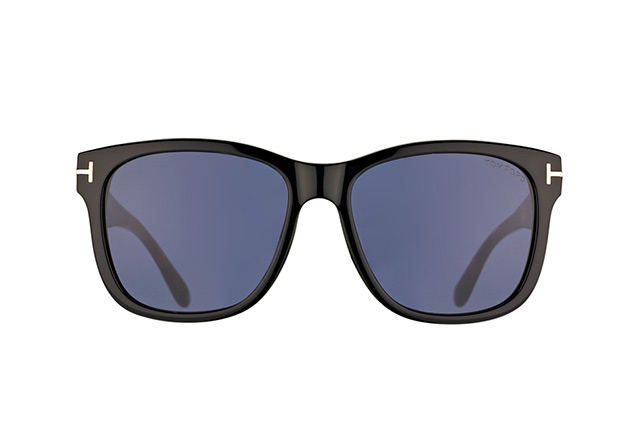 Tom Ford Cooper FT 395/S 01V perspective view