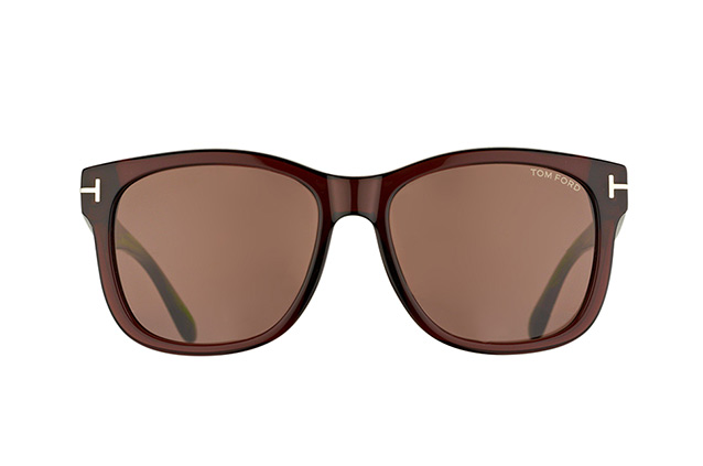 Tom Ford Cooper FT 395/S 48J vue en perpective