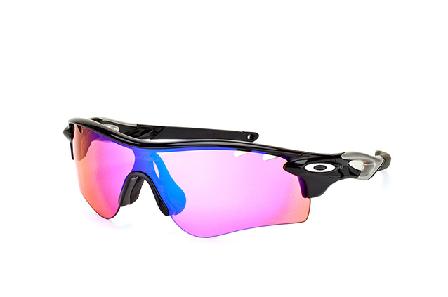 Oakley Radarlook OO 9181 41 Prizm Perspektivenansicht