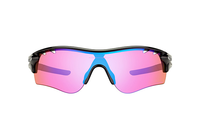 Oakley Radarlook OO 9181 41 Prizm perspective view