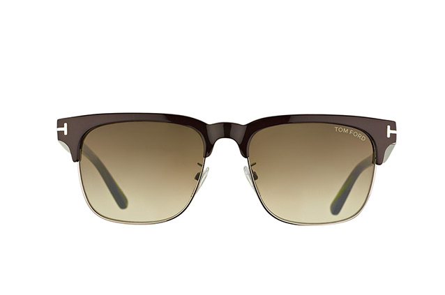 Tom Ford Louis FT 0386/S 48K perspective view