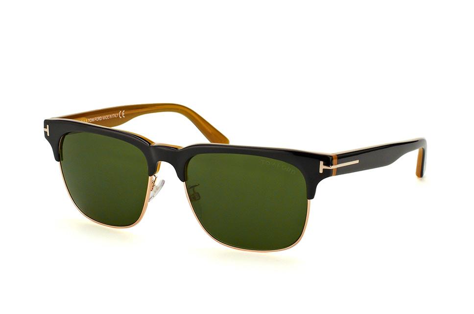 Tom Ford Herren Sonnenbrille »Sergio FT0379«, schwarz, 01A - schwarz/grau