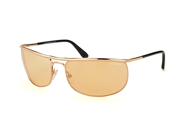 Tom Ford Ryder FT 418/S 28E vista en perspectiva