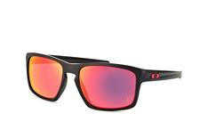 Oakley Sliver OO 9262 12, Square Sonnenbrillen, Schwarz