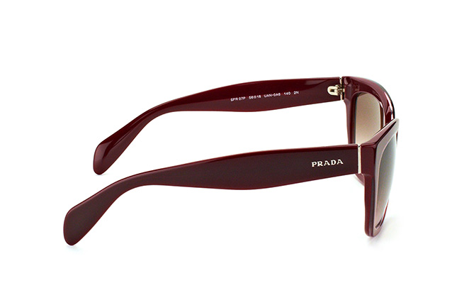 Prada PR 07PS UAN-0A6 perspective view