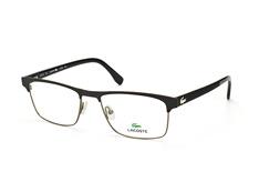 Lacoste L 2198 001, Square Brillen, Schwarz