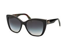 Dolce&Gabbana DG 4216 2940/8G, Butterfly Sonnenbrillen, Schwarz