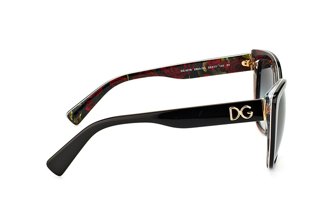 Dolce&Gabbana DG 4216 2940/8G perspective view