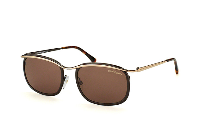 Tom Ford Marcello FT 0419/S 50J vue en perpective