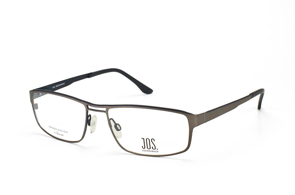Graue Brillenfassung für Herren von Eschenbach URctZ1B
