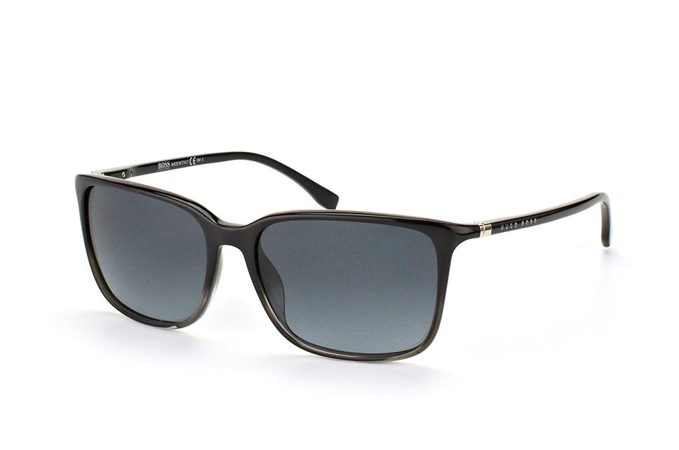 boss -   0666/N/S 08A, Quadratische Sonnenbrille, Herren, in Sehstärke erhältlich