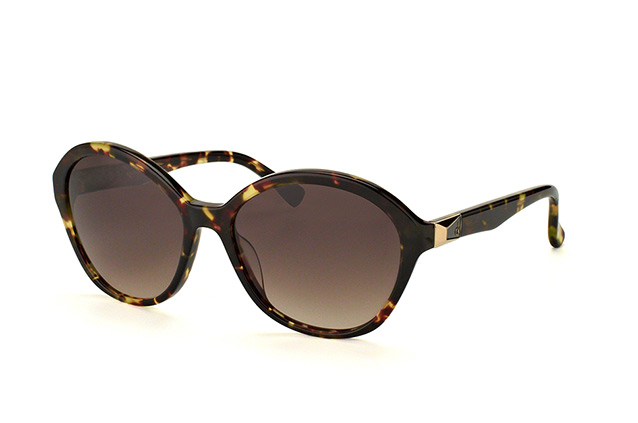 67ad092f4bc5 ... Calvin Klein Sunglasses; Calvin Klein CK 4285S 004. null perspective  view ...