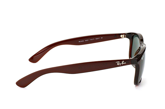Ray-Ban Andy RB 4202 714/71 Perspektivenansicht