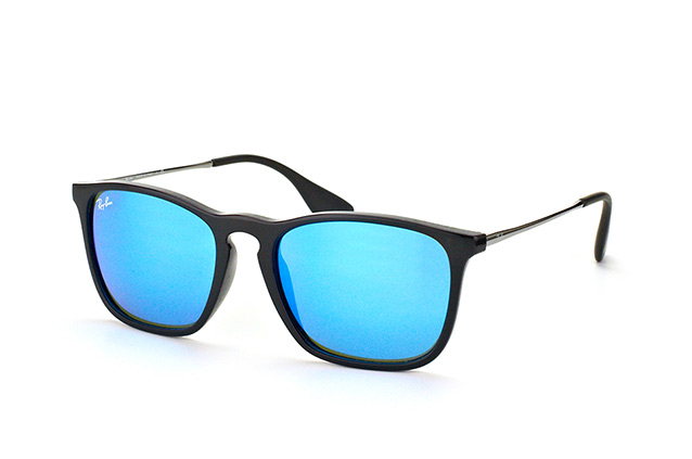 Ray-Ban Chris RB 4187 601/55 vue en perpective