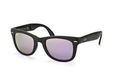 Ray-Ban Fold Wayfarer RB 4105 601-S/4K small