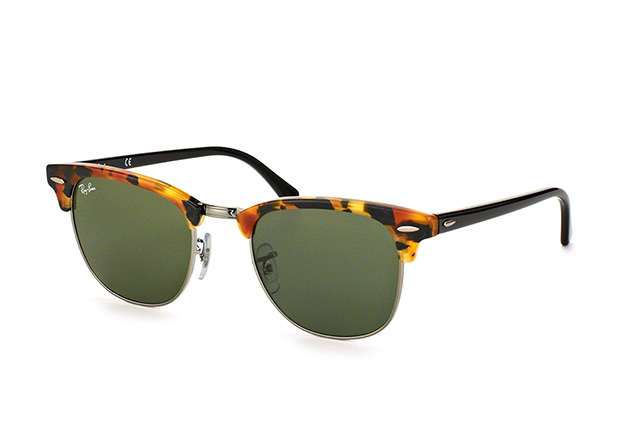 Ray-Ban Clubmaster RB 3016 1157 large perspective view