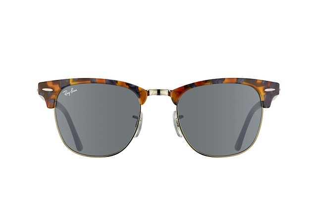 Ray-Ban Clubmaster RB 3016 1158R5large perspective view