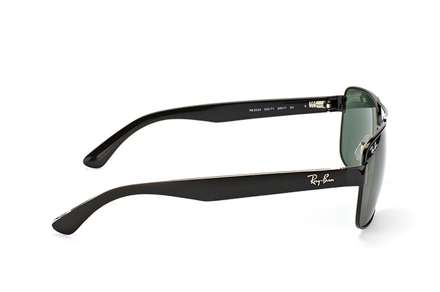 Ray-Ban RB 3530 002/71 perspective view
