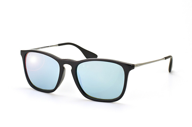 Ray-Ban Chris RB 4187 601/30 vue en perpective