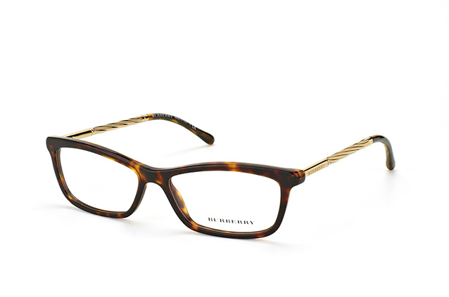 Burberry BE 2190 3002 vue en perpective