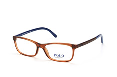 Polo Ralph Lauren PH 2131 5530, Square Brillen, Braun