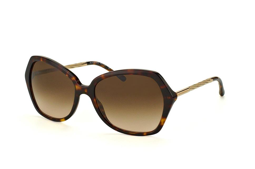 BURBERRY Burberry Damen Sonnenbrille » BE4193«, braun, 300213 - braun/braun