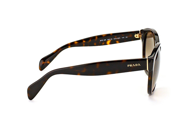 Prada PR 18RS 2AU3D0 perspective view