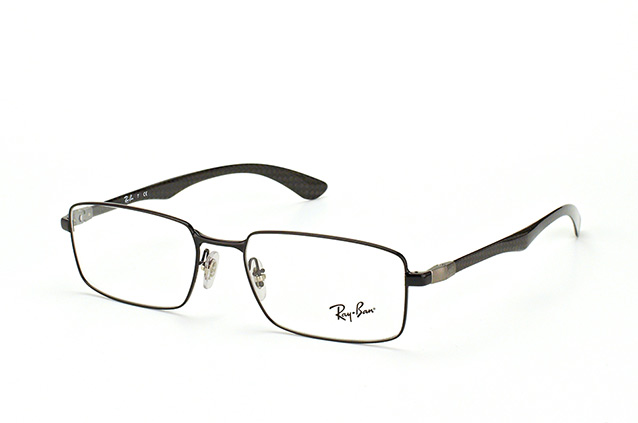 Ray-Ban RX 8414 2509 perspective view