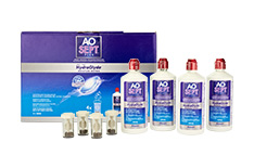 Aosept Plus HydraGlyde Multipack small