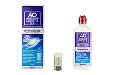 AoSept Plus with HydraGlyde 360 ml liten