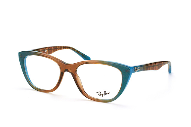 Ray-Ban RX 5322 5490 perspective view