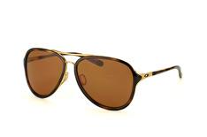 Oakley Kickback OO 4102 02, Aviator Sonnenbrillen, Goldfarben