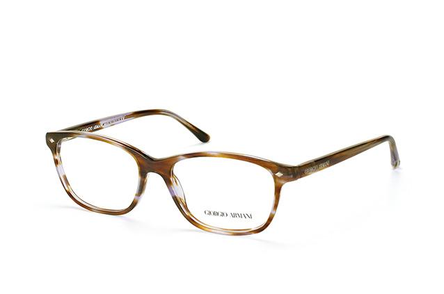 Giorgio Armani Damen Brille » AR7021«, braun, 5166 - braun