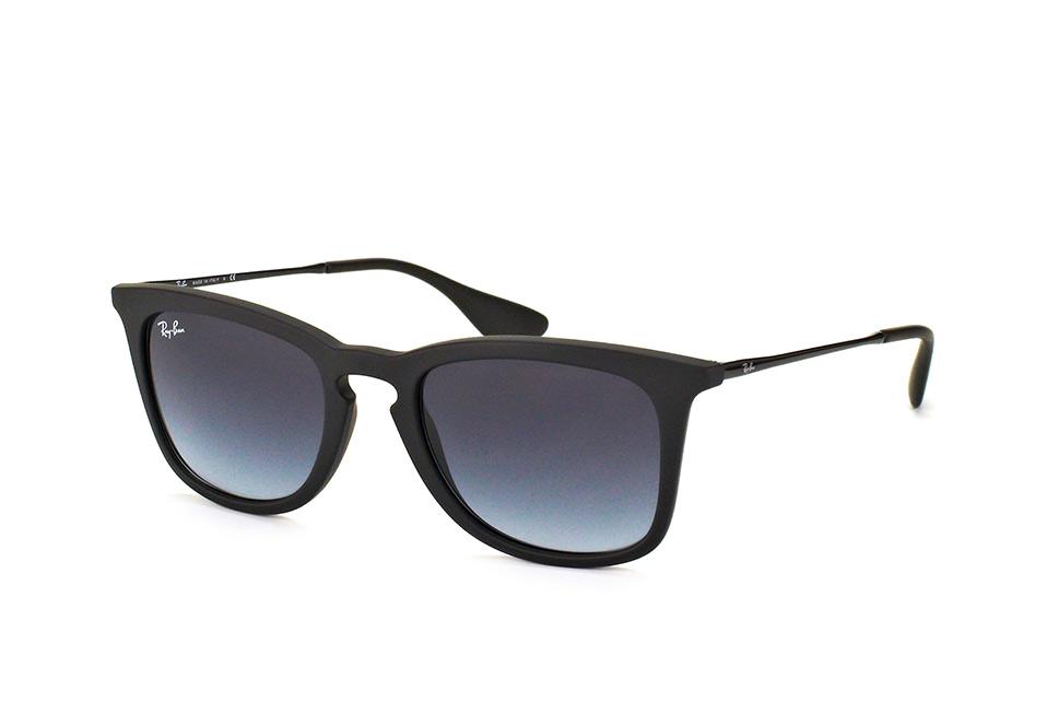 Ray-Ban RB4221 622/8G - zonnebril - Zwart / Grijs Gradint - 50mm