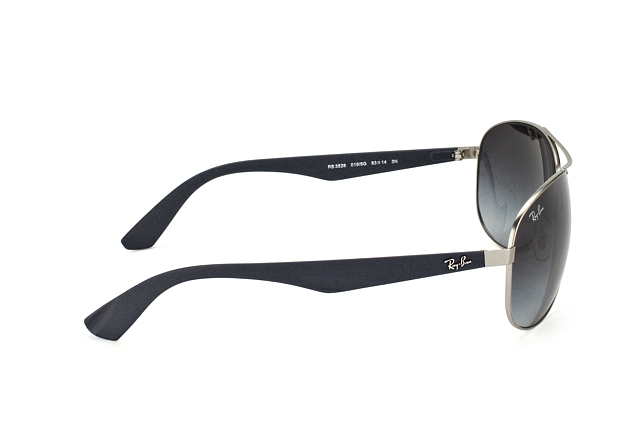 Ray-Ban RB 3526 019/8G perspective view